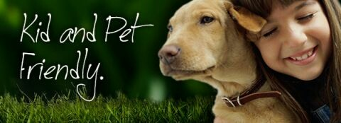 Kid and Pet Friendly Gainesville Lawn Care